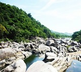 Du lịch Quy Nhơn - Thiên nhiên kỳ ảo trên sông Hầm Hô