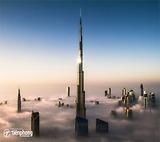 DUBAI - Thành phố ở trên mây