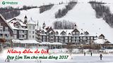 Những điểm du lịch tuyệt vời cho mùa đông