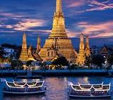 Những điều nhất định phải làm khi đến Bangkok