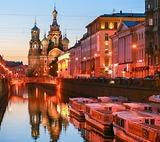 Du lịch Nga - Đêm trắng nước Nga, những câu chuyện cổ tích