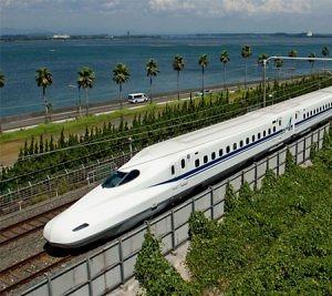 Tàu siêu tốc Nhật Bản - niềm tự hào của đất nước Nhật Bản