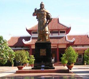 Du lịch Quy Nhơn - Bảo tàng Quang Trung Bình Định