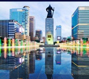 Quảng trường Gwanghwamun – gạch nối của lịch sử giữa lòng Seoul hiện đại
