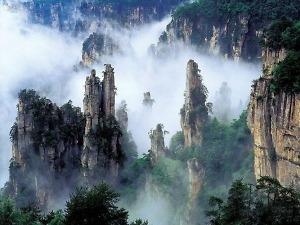 Khu danh thắng Vũ Lăng Nguyên - Di sản thiên nhiên thế giới tại Trung Quốc