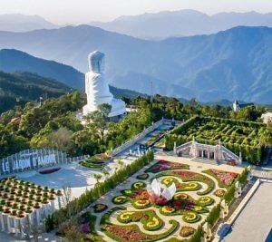 Du lịch Đà Nẵng - Đỉnh núi chúa Bà Nà