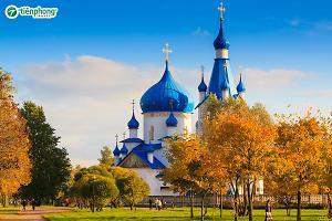 Khi hậu nước Nga có gì đặc biệt?
