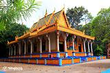 Hành trình khám phá chùa Dơi Sóc Trăng - Tìm hiểu sắc màu Khmer