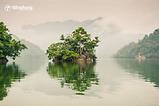 |Du lịch Cao Bằng| Khám phá đảo Bà Góa ở Bắc Kạn