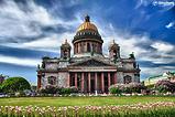 |Du lịch Nga| Chiêm ngưỡng nhà thờ chính tòa Thánh Issac