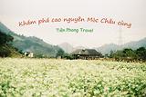 |Du lịch Mộc Châu| Phượt Mộc Châu bằng xe máy