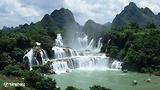|Du lịch Cao Bằng| Giới thiệu về thác Bản Giốc Cao Bằng