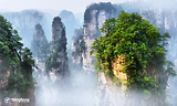 Kinh nghiệm du lịch phượt Trương Gia Giới - Phượng Hoàng Cổ Trấn (Phần 1)