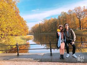 Du lịch Nga tháng 9 đắm say mùa thu vàng quyến rũ nhất thế giới