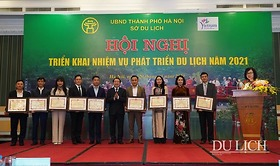 """Phát triển du lịch Hà Nội là điểm đến """"An toàn – Thân thiện – Chất lượng – Hấp dẫn"""""""
