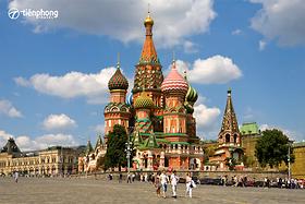 |Du lịch Nga| Vén màn câu chuyện bi thương sau vẻ lộng lẫy của nhà thờ thánh Basil