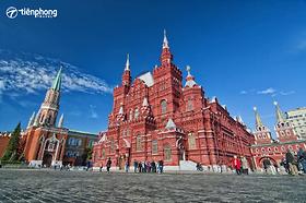 |Du lịch Nga| Khám phá Quảng trường Đỏ - Biểu tượng của nước Nga
