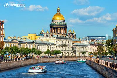 7 nhà thờ nổi tiếng ở Nga, bạn nhất định phải biết
