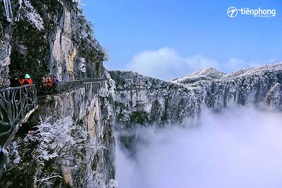 |Tour Trương Gia Giới| Check in Trương Gia Giới mùa đông ngắm tuyết rơi đẹp mộng mị