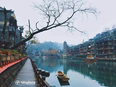 Du lịch Trương Gia Giơi Phượng Hoàng cổ trấn - Những địa điểm không thể bỏ qua