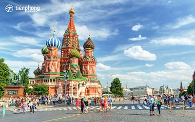 |Du lịch Nga| Đi du lịch Nga nên mặc gì?