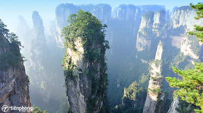 Tìm hiểu lịch sử Trương Gia Giới - điểm đến hấp dẫn nhất xứ Trung Hoa.