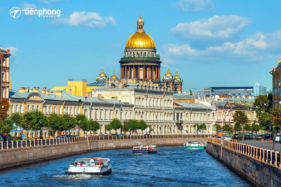 |Du lịch Nga| Tổng hợp các nhà thờ Nga nổi tiếng bạn không thể bỏ lỡ