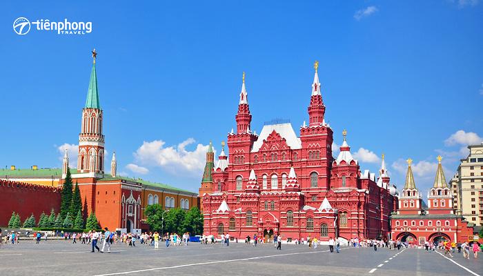 Cẩm nang du lịch Nga mới nhất 2019 - Đầy đủ từ A-Z