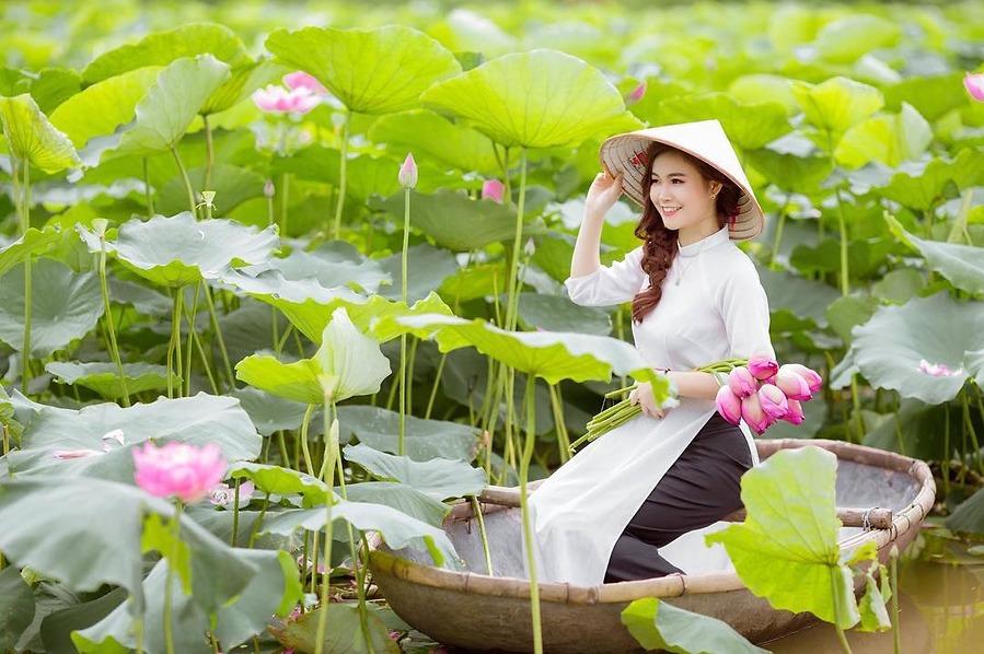 Top 10 đầm sen quanh Hà Nội check in đẹp lịm tim |Tiên Phong Travel