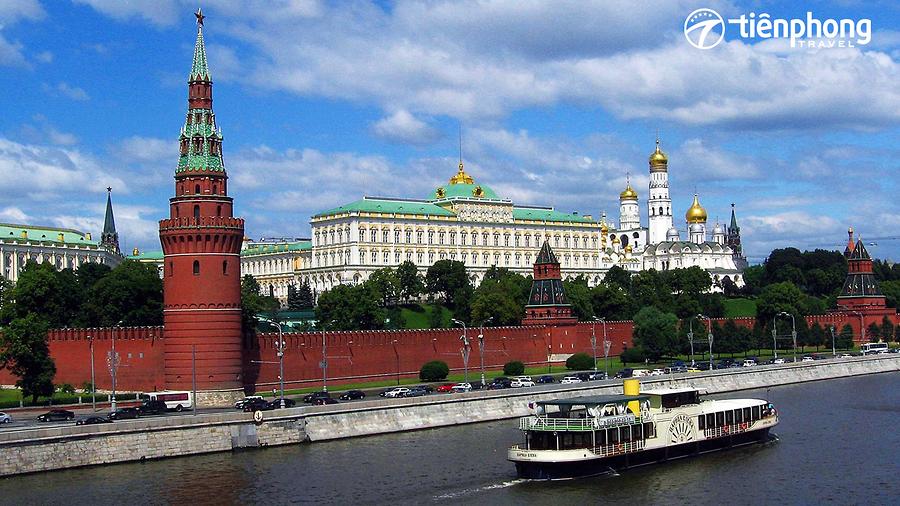 Chuyên tour Nga 2018 - Du lịch Nga giá rẻ trong tầm tay bạn!