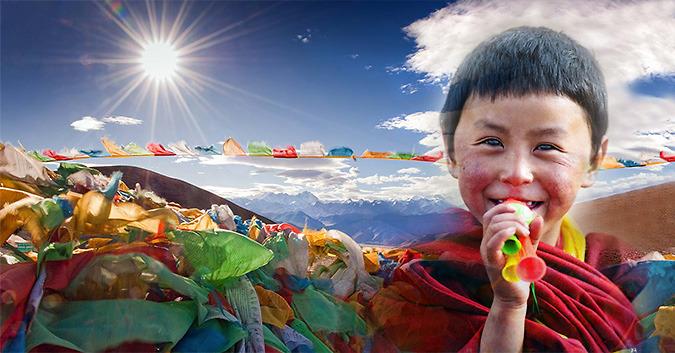 Đất nước và con người Tây Tạng: