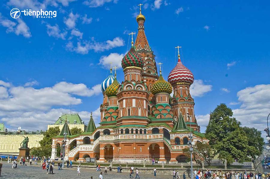 Kinh nghiệm du lịch Nga: Đi du lịch Nga cần bao nhiêu tiền?