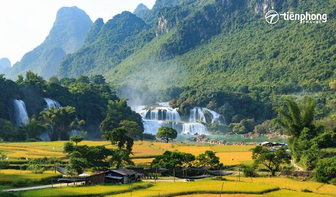 |Du lịch Cao Bằng| Kinh nghiệm phượt thác bản Giốc