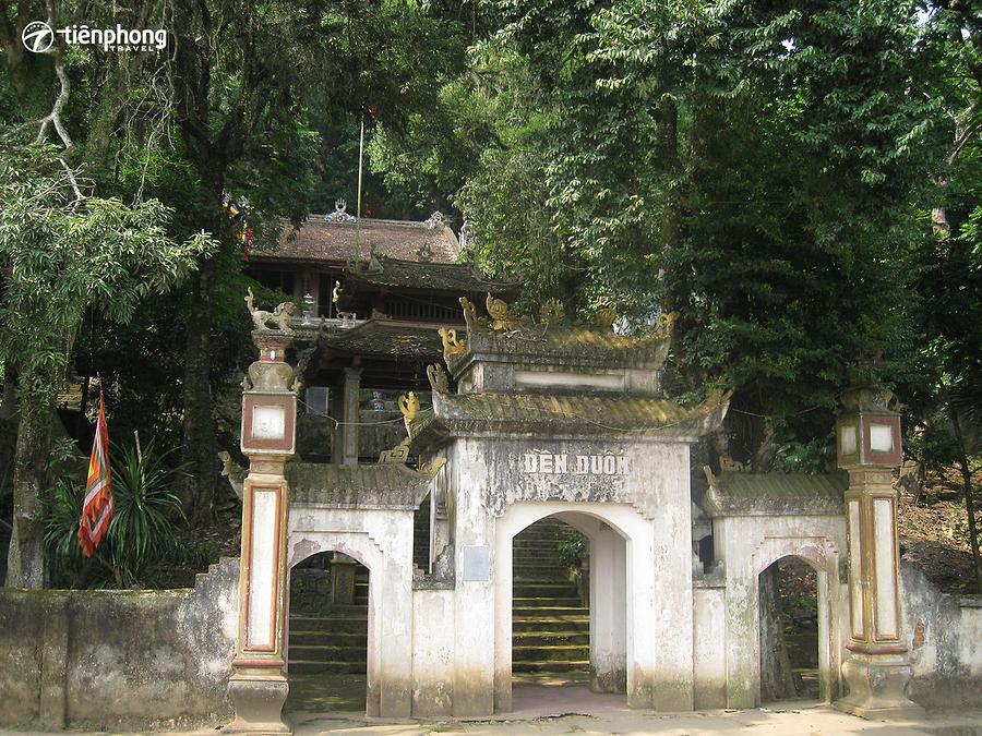 |Du lịch Cao Bằng| Ghé thăm đền Đuổm nổi tiếng vùng đất chè Thái Nguyên