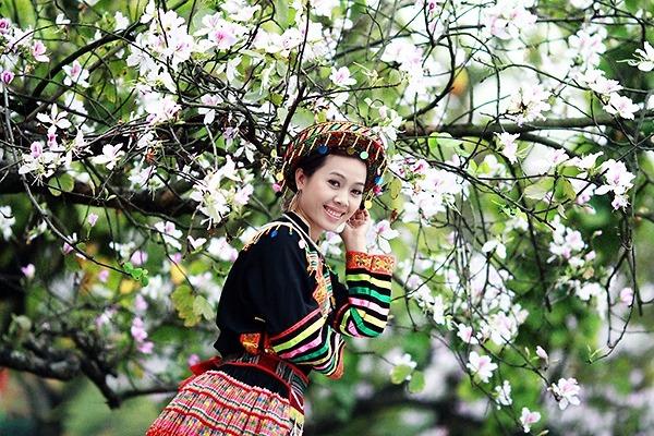 Chùm ảnh khách đi tour du lịch Mộc Châu