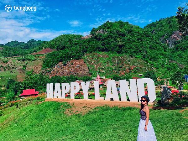 Tất tần tật về Happy Land - điểm đến hot nhất Mộc Châu