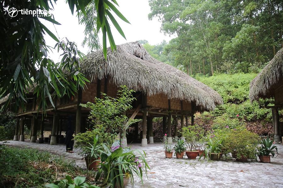 |Du lịch Hang Hú| Khu bảo tồn làng nhà sàn dân tộc sinh thái Thái Hải