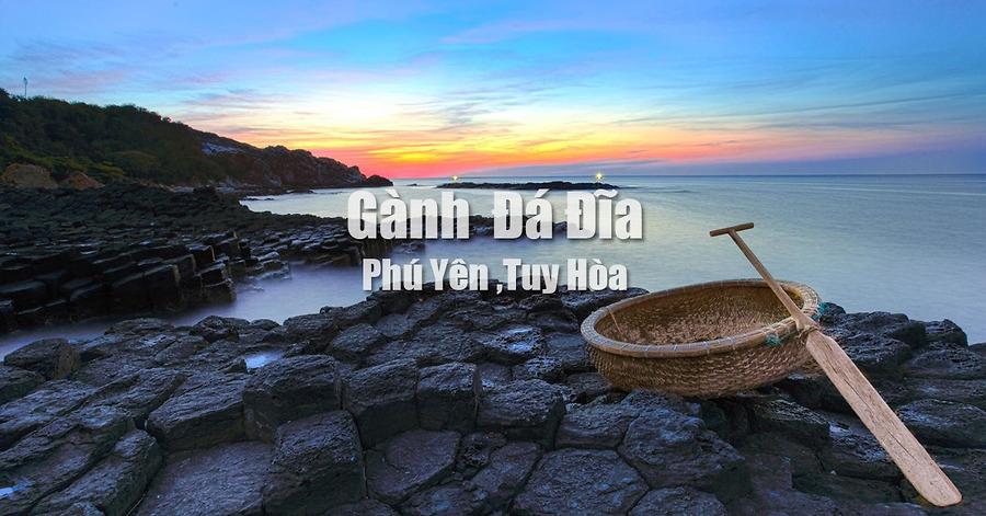 Ghềnh Đá Đĩa Phú Yên