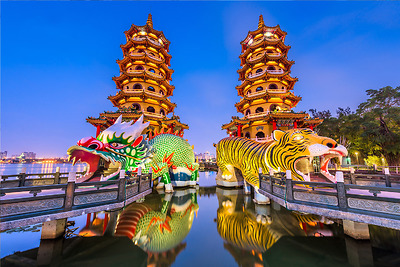 Du lịch Đài Loan: Đài Bắc Đài Trung Cao Hùng 5 ngày 4 đêm