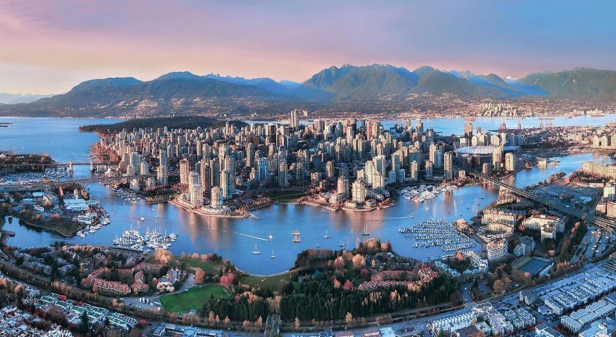 Du lịch Canada hai bờ Đông - Tây