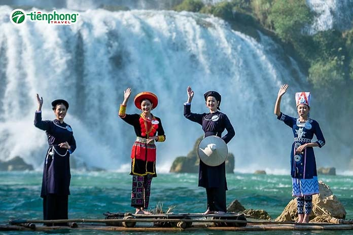Du lịch Cao Bằng hồ Ba Bể thác Bản Giốc