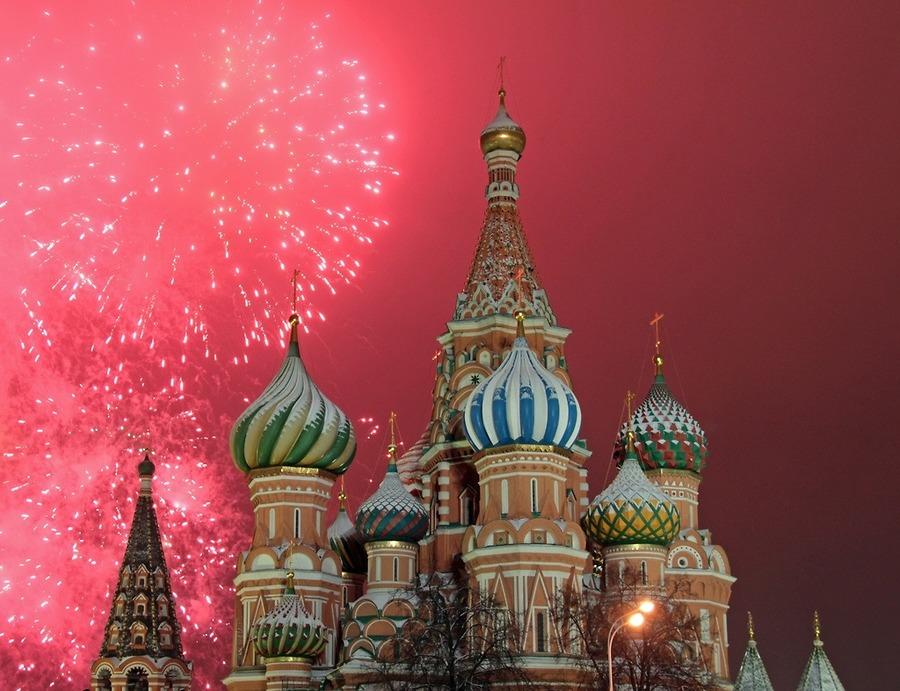 DU LỊCH NGA: MOSCOW - ST.PETERSBURG 7 ngày 6 đêm tết âm lịch
