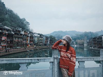 Phượng Hoàng cổ trấn - Trương Gia Giới đường bộ Tết Âm lịch