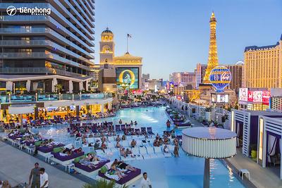 Du lịch Bờ Tây Hoa Kỳ: Los Angeles-Las Vegas-Sandiego 7 ngày 6 đêm