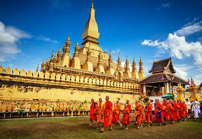 Du lịch Lào - Đông Bắc Thái Lan bay Vietnam Airline