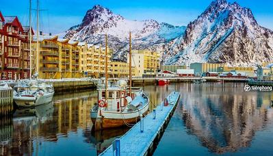 Du lịch Bắc Âu: Đan Mạch-Na Uy-Thụy Điển-Phần Lan 10 ngày 9 đêm