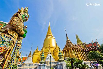 Du lịch Thái Lan: Bangkok-Pattaya 5 ngày 4 đêm bay Thai Lion Air