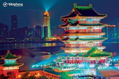 Du lịch Trung Quốc Tour Thượng Hải - Hàng Châu - Tô Châu - Bắc Kinh