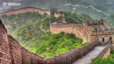 Tour Bắc Kinh Thượng Hải 5 ngày bay thẳng