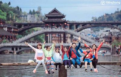 Tour Trương Gia Giới - Phượng Hoàng cổ trấn - Trùng Khánh